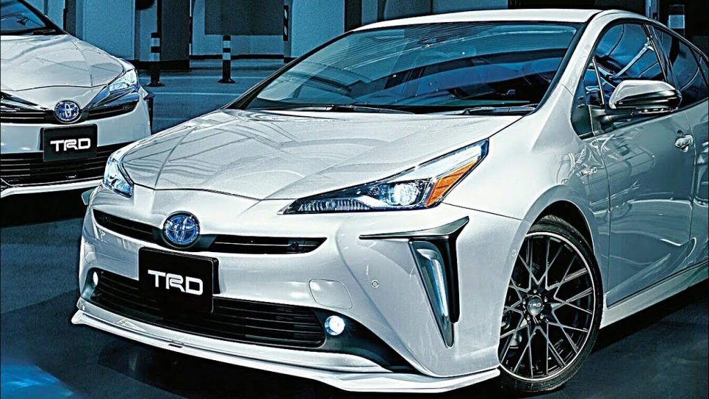 2021 Toyota Prius Concept