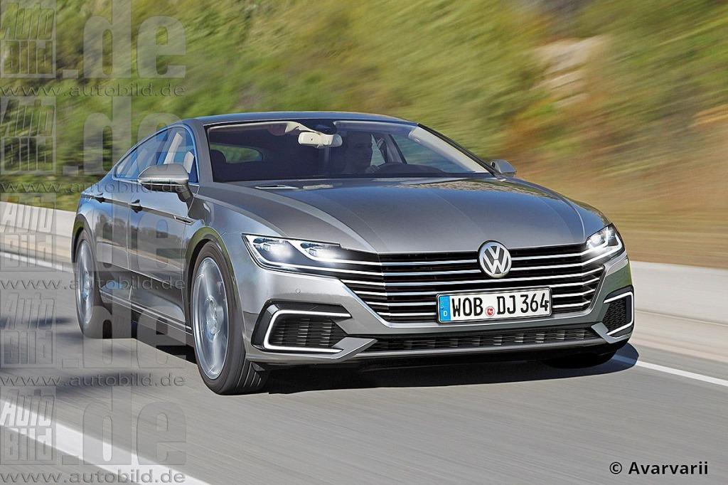 2023 Volkswagen CC Wallpapers
