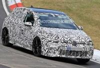 2023 Volkswagen Golf R Spy Photos
