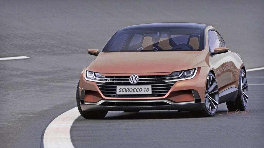 2023 Volkswagen Scirocco Price