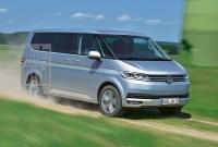 2023 Volkswagen Transporter Interior