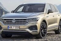 2023 VW Touareg Engine