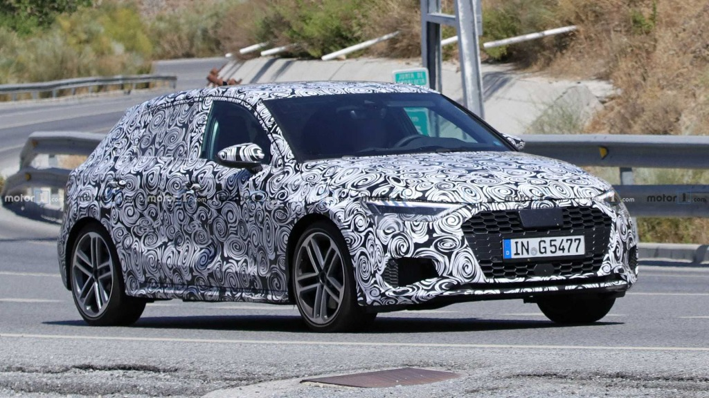 2023 Audi A3 Pictures
