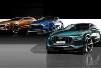 2023 Audi Q8 Pictures