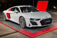 2023 Audi R8 LMXs Spy Photos
