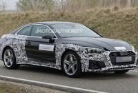 2023 Audi Rs5 Spy Photos