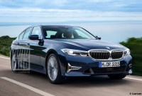 2023 BMW 3 series Interior