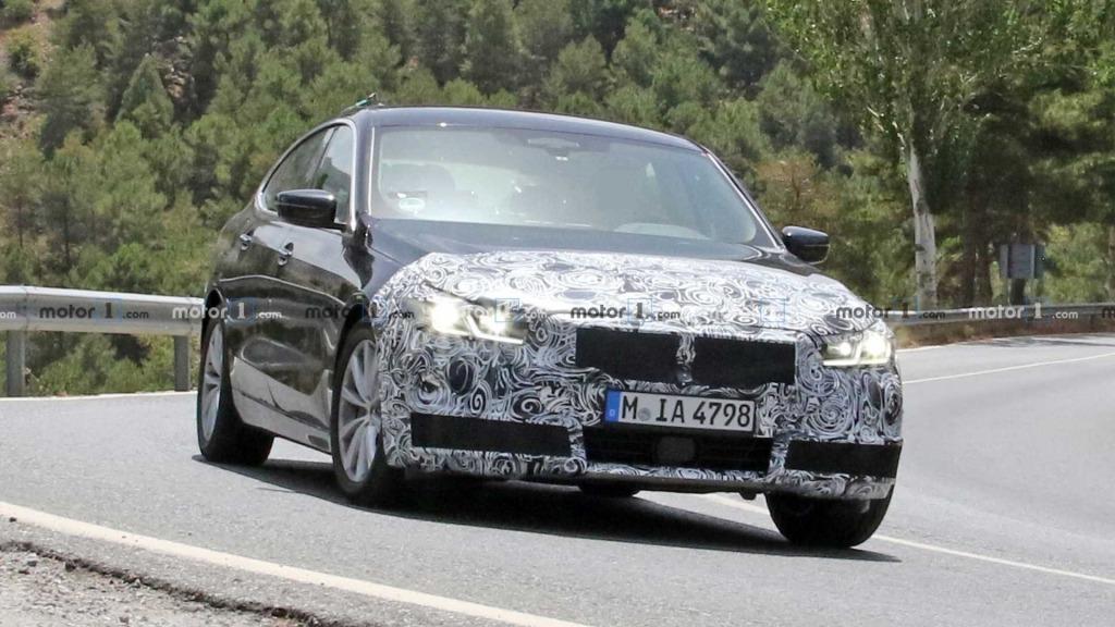 2023 BMW 3 Series Spy Shots