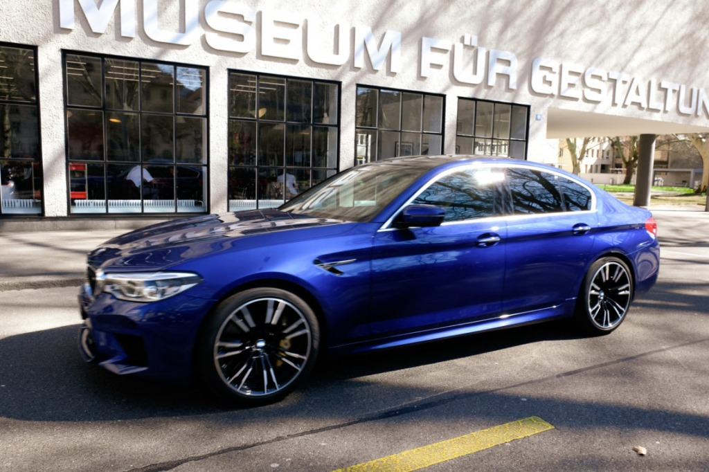 2023 BMW M5 Xdrive Awd Concept