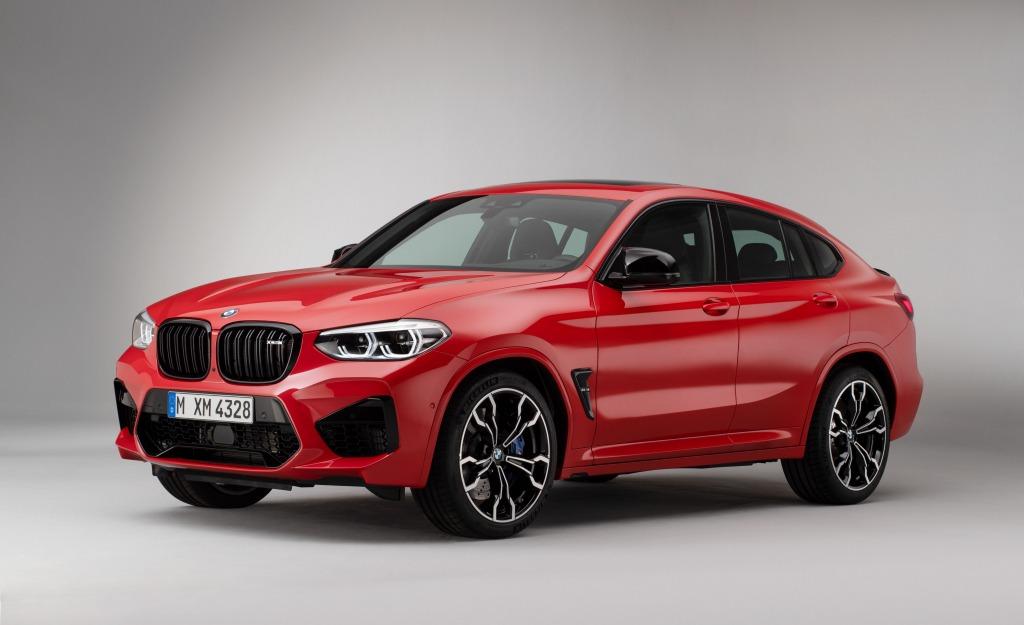 2023 BMW X4 Images