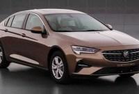 2023 Buick Regal Interior