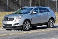 2023 Cadillac SRXSpy Photos Price