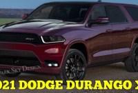 2023 Dodge Durango Redesign