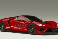 2023 Dodge Viper ACR Interior