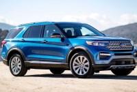 2021 Ford Explorer Sports Interior