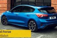 2023 Ford Focus Spy Shots
