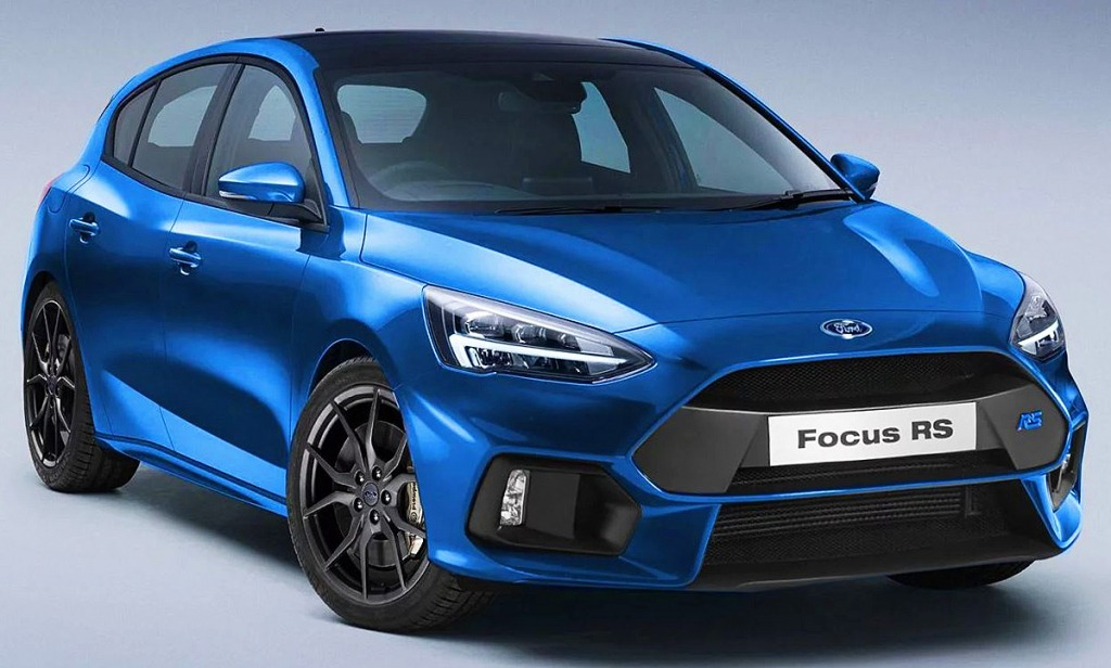 2023 Ford Focus Wallpapers