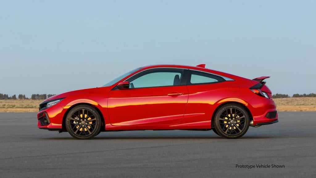 2023 Honda Civic Si Concept