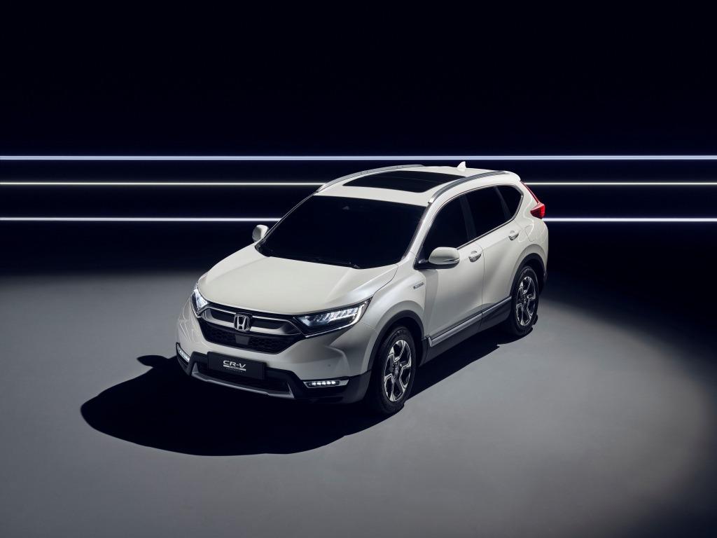2023 Honda CRV Exterior