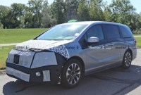 2023 Honda Odyssey Drivetrain