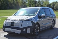 2023 Honda Odyssey Wallpapers