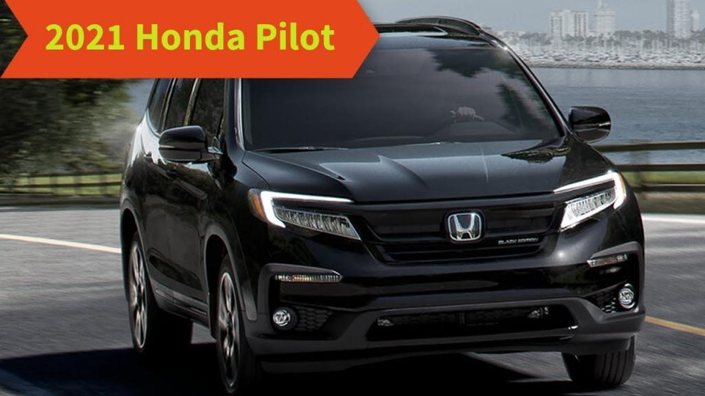 2023 Honda Pilot Wallpaper