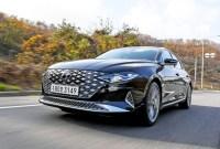 2023 Hyundai Azera Spy Photos