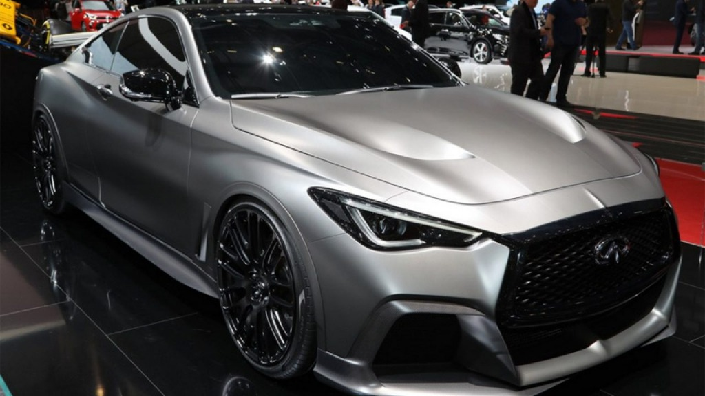 2023 Infiniti Q60 Concept