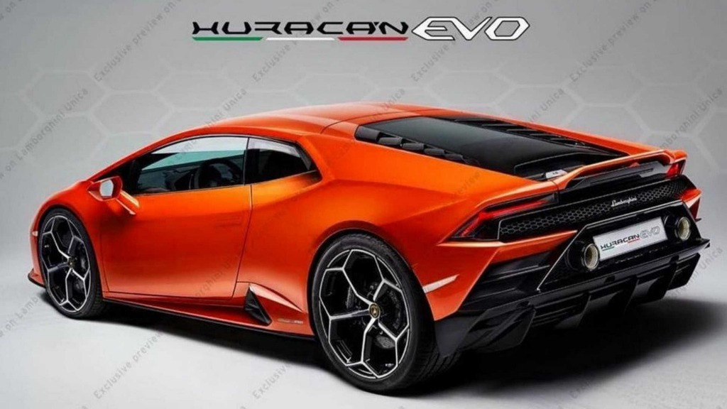 2023 Lamborghini Huracan Interior