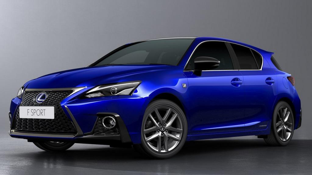 2023 Lexus CT 200h Release Date
