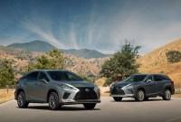 2023 Lexus RX 450h Release date