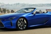 2023 Lexus SC Drivetrain