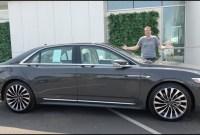 2023 Lincoln Continental Interior