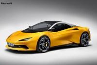 2023 Lotus Esprit Concept
