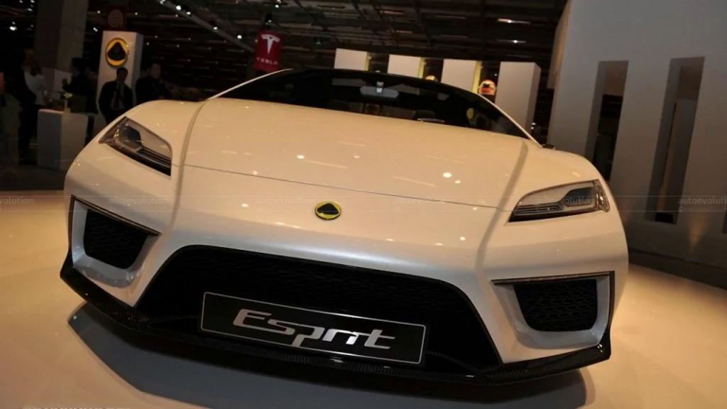 2023 Lotus Esprit Pictures