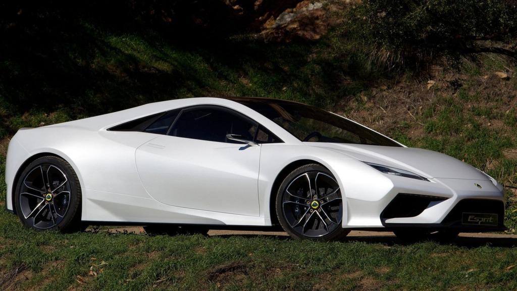 2023 Lotus Esprit Release Date