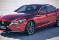 2023 Mazda 6s Interior