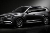 2021 Mazda CX9s Spy Shots