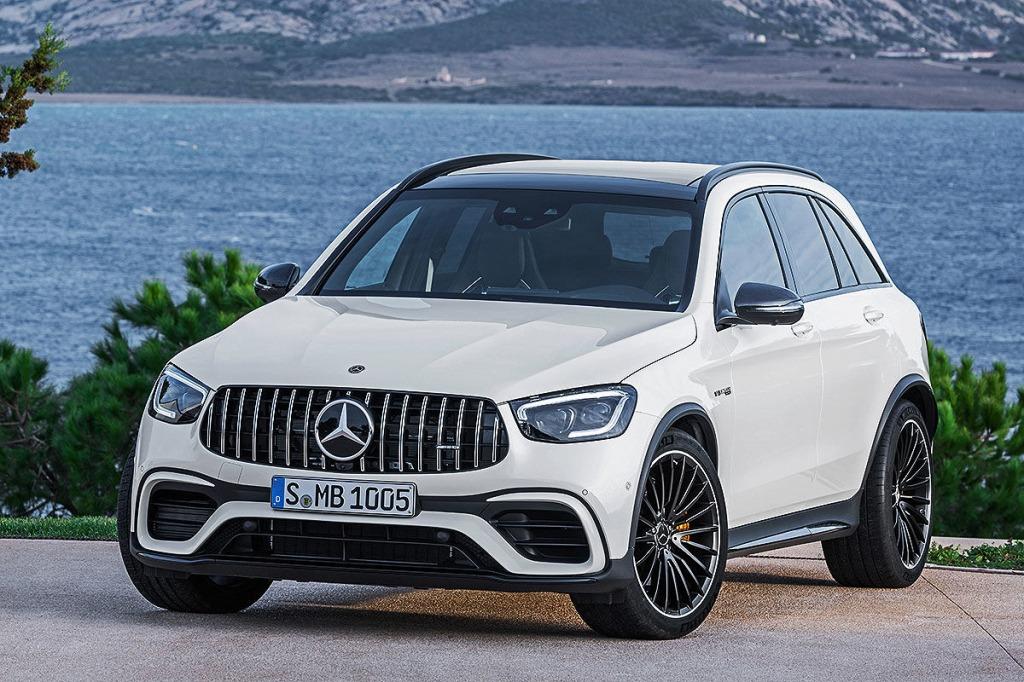 2023 Mercedes Benz GLK Pictures