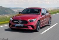 2023 Mercedes Benz GLK Spy Photos