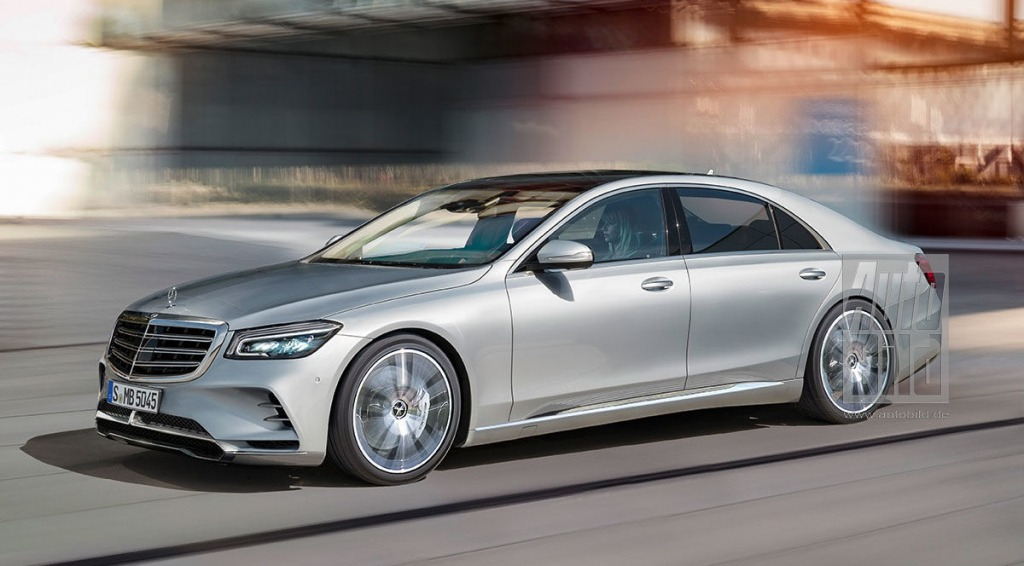 2023 MercedesBenz SClass Interior