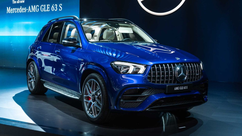 2023 Mercedes GLE Concept
