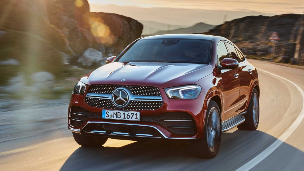 2023 Mercedes GLE Redesign