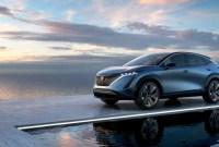 2021 Nissan Leaf Range Drivetrain
