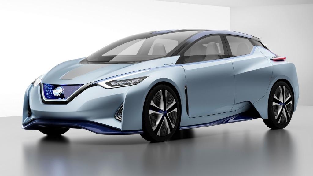 2023 Nissan Leaf Range Price