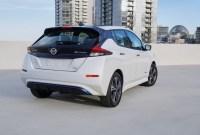 2021 Nissan Leaf Range Spy Shots