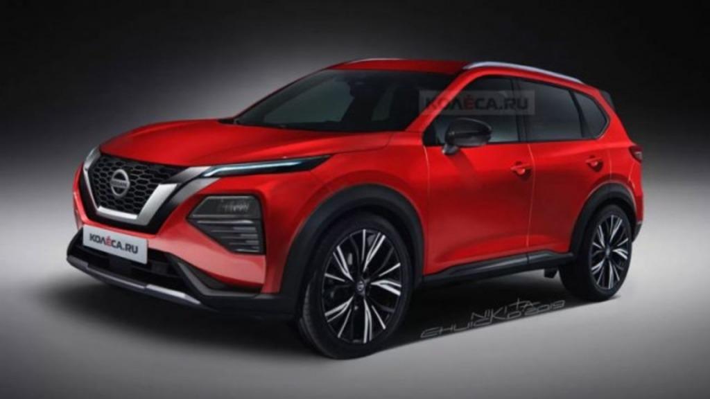 2023 Nissan Pathfinder Hybrid Wallpaper