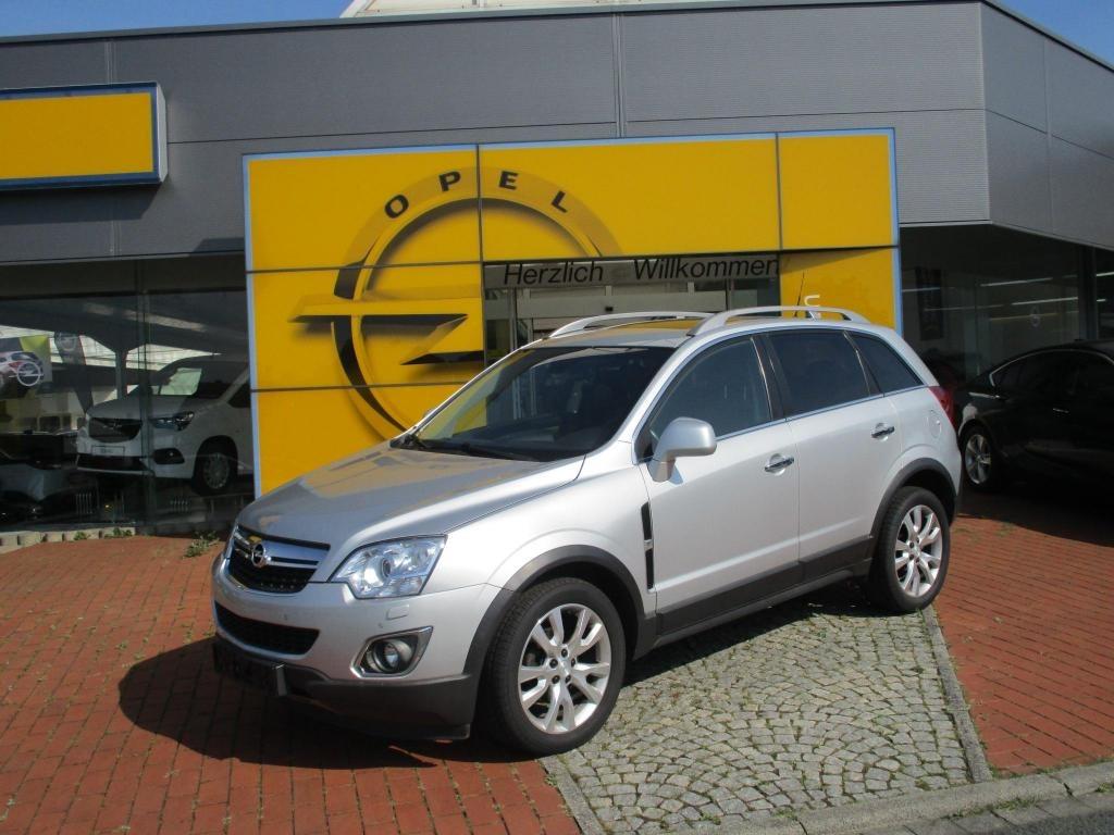 2023 Opel Antara Spy Photos
