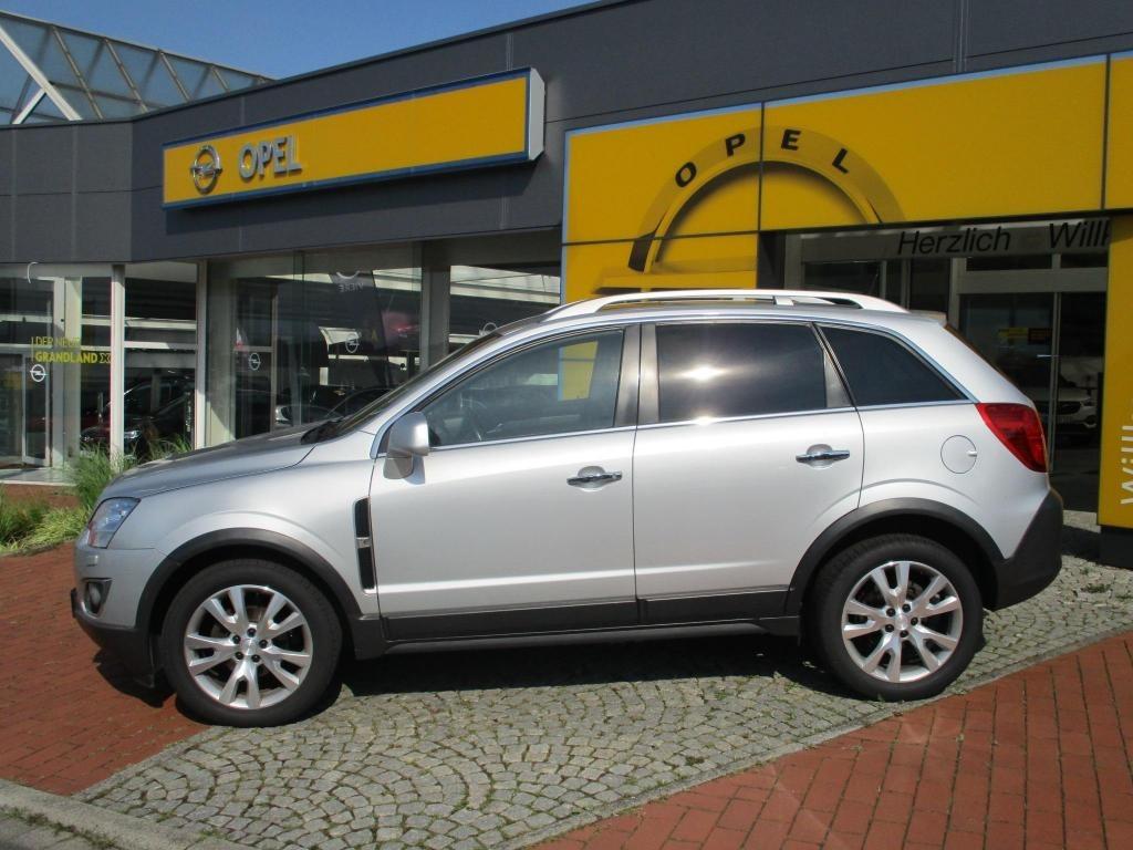 2021 Opel Antara Spy Shots