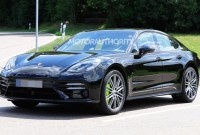 2023 Porsche Panamera Drivetrain
